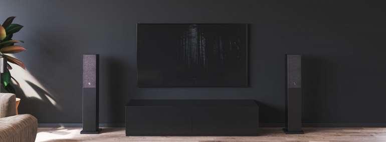 A36 TV-Standlautsprecher als Paar