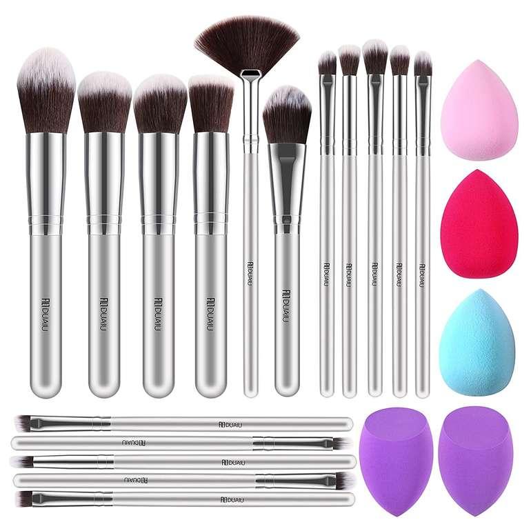 Duaiu 16 Teiliges Makeup Pinselset für 9,74€ inkl. Prime Versand (statt 12€)