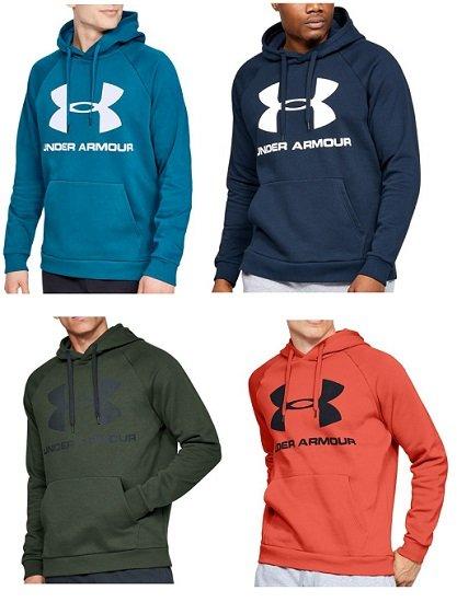 Under Armour ColdGear Rival Fleece Sweatshirts in 6 Farben je nur 35,74€ inkl. VSK