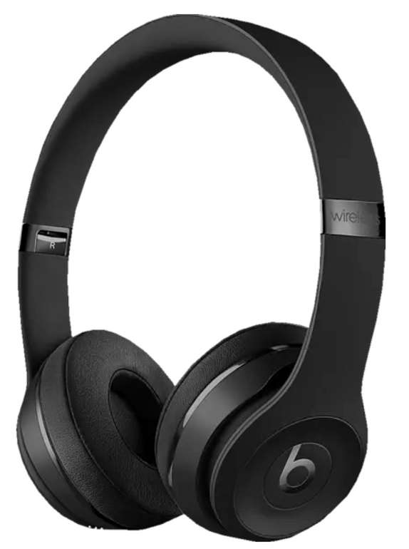 Beats Solo 3 Wireless On-Ear Kopfhörer für 104,98€ inkl. Versand (statt 127€)