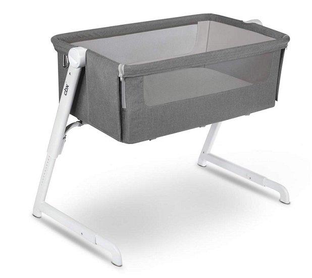 CBX Beistellbett Hubble Air Comfy Grey (faltbar) für 119,99€ inkl. VSK (Statt 160€)