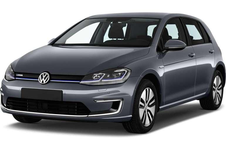 Gewerbe-Leasing: VW e-Golf mit 136 PS für 69€ Netto mtl. (LF: 0,26) - Sonderzahlung nötig!