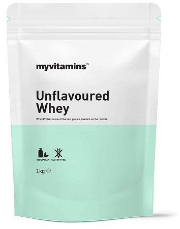 Whey Nachschub: 55% Rabatt by MyVitamins, z.B. 4KG Whey für 32,56€ inkl. VSK