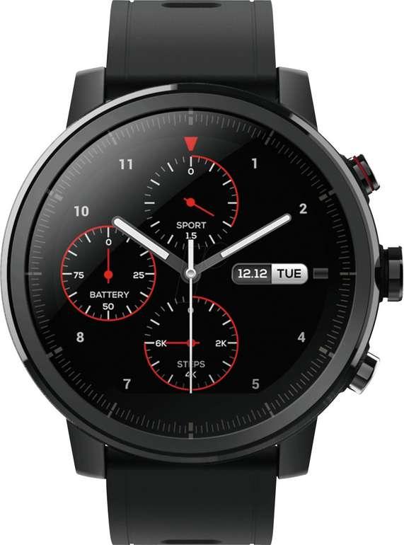 Amazfit Stratos 2 Sports Smart Watch für 104,57€ inkl. Versand (statt 135€)