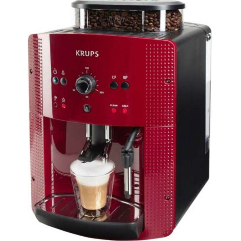 Krups EA8107 Kaffeevollautomat (1,8 Liter Tank, Kegelmahlwerk) für 259€ inkl. Versand (statt 291€)