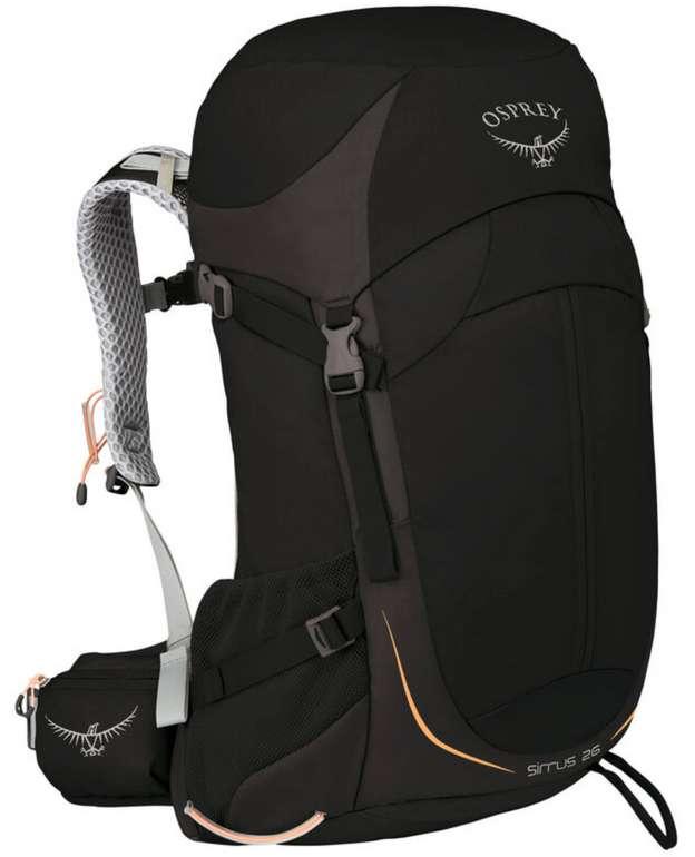 """Osprey Damen Tages- und Wanderrucksack """"Sirrus 26""""  für 78,21€ inkl. Versand (statt 110€)"""
