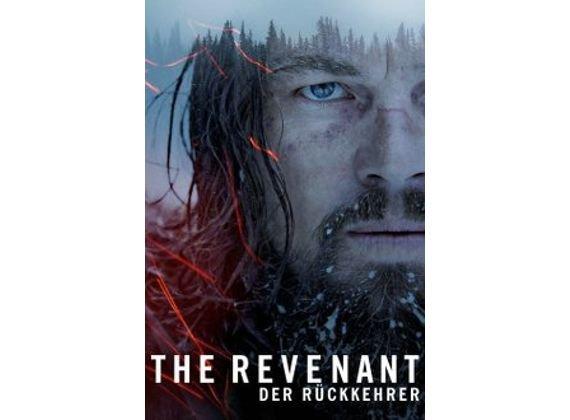 The Revenant - Die Rückkehrer (Blu-ray) für 4,44€ inkl. Versand (statt 12€)
