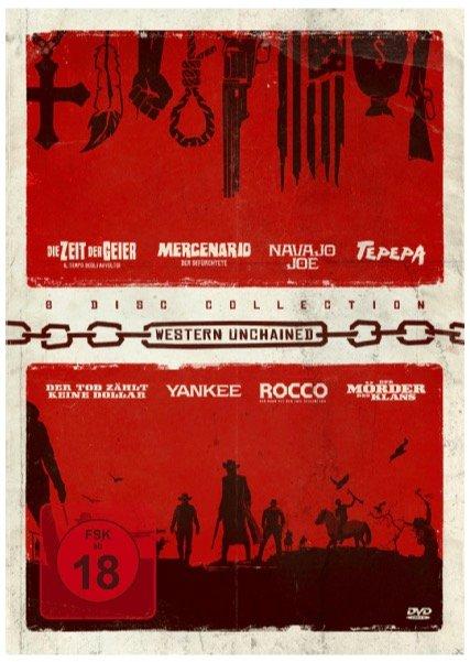 Western Unchained Collection in DVD Box für 15€ inkl. Versand