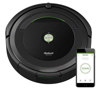 iRobot Sale mit Staubsaugrobotern & Wischrobotern - z.B. Roomba 696 für 229,99€ (statt 266€)