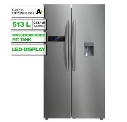 Comfee SBST 513 NFA+ Kühl-/Gefrierkombination mit Total NoFrost für 499,90€