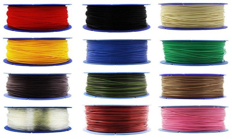 1kg Rolle Filament für 3D-Drucker nur 16,90€ inkl. Versand (B-Ware)