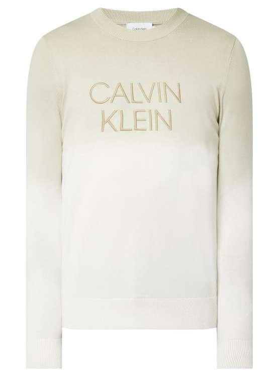 Calvin Klein Pullover mit Logo für 50,99€ inkl. Versand (statt 65€)