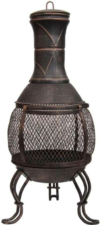 Activa Feuerstelle Mexico (41 x 45 x 90cm) für 65,94€ inkl. Versand (statt 90€)
