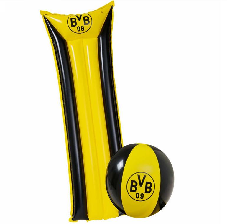 BVB-Luftmatratze + Wasserball als Set für 10€ inkl. Versand