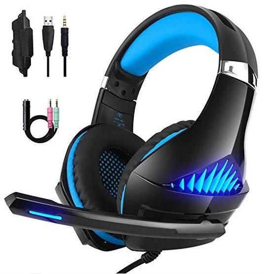 DeepDream Gaming Headset für PS4, PC & Xbox One nur 18,19€ inkl. Versand