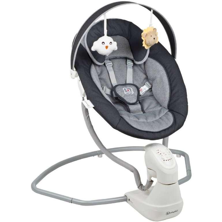 BabyGO Babywippe Cuddly in 3 Farben für je 68,99€ inkl. Versand (statt 77€)