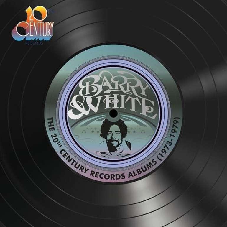 Barry White - The 20th Century Records Albums (1973-1979) auf Vinyl für 69€ inkl. VSK