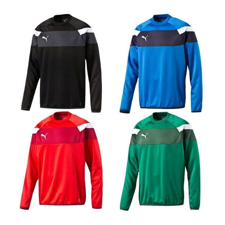 Puma Spirit II Herren Trainingsjacke für 15,95€ inkl. VSK (statt 23€)