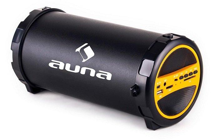 auna Dr. Beat 2.1 Bluetooth-Lautsprecher mit Tragegurt für 24,99€ (statt 45€)