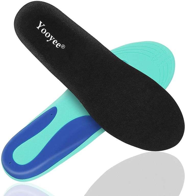 Yooyee orthopädische Comfort Einlegesohle für 6,65€ inkl. Prime Versand (statt 19€)