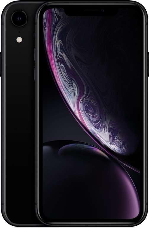 Apple iPhone XR mit 64GB (49€) inkl. MD Telekom Allnet-Flat mit 6GB LTE für 26,99€ mtl.