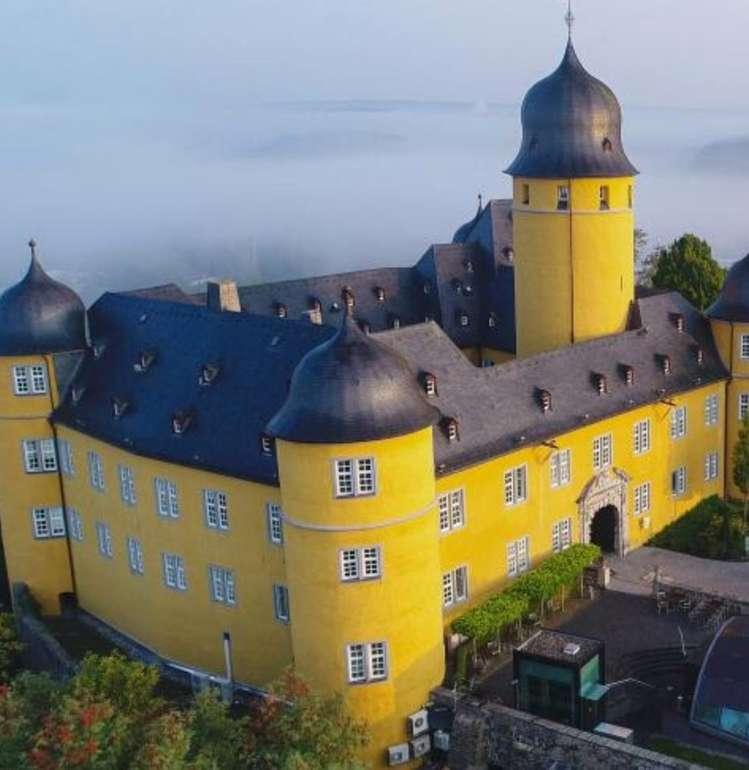 3 Tage im 4* Schloss Montabaur mit Halbpension, Wellness & Extras ab 139€ pro Person