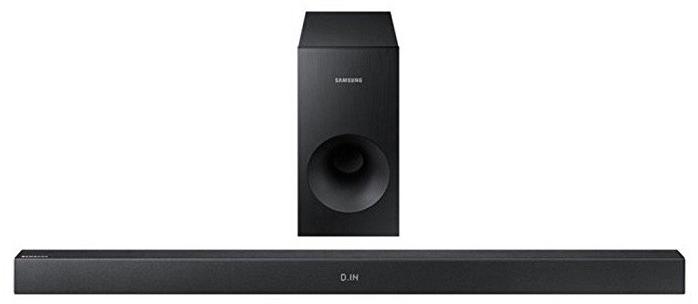 Samsung HW-K335 Soundbar mit Subwoofer für 89,90€ inkl. Versand (statt 106€)