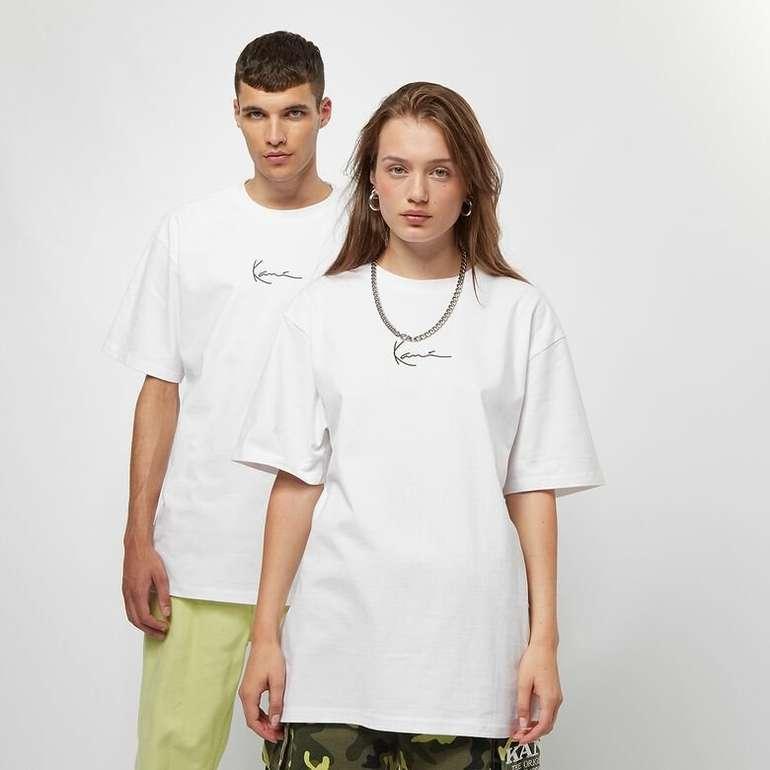 Snipes T-Shirt Deal: 2x für 39,99€, 3x für 49,99€, z. B. 2x Karl Kani Signature Tee für 39,99€ (statt 60€)