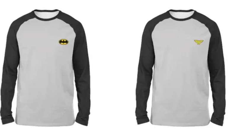 Sowia: 2x DC Comics T-Shirts (vers. Ausführungen) für 19€ inkl. Versand (statt 40€)