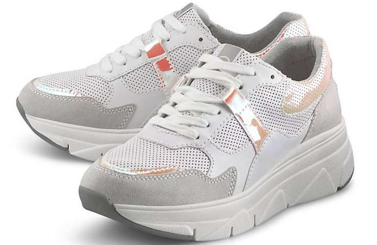 Tamaris Fashion Damen Sneaker in verschiedenen Farben zu je 27,98€ inkl. Versand (statt 49€)