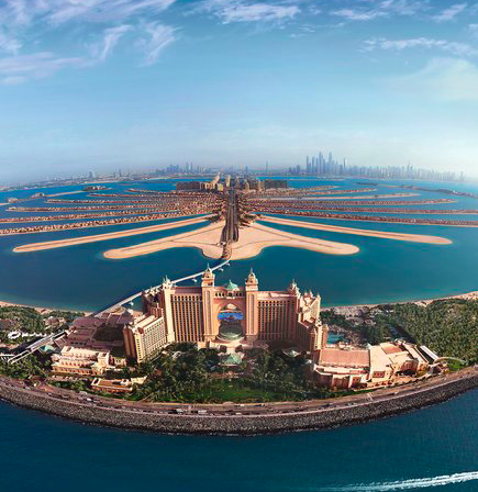 Dubai: 6 Tage im TOP 5* Atlantis The Palm mit Halbpension & Flug ab 1398€ p.P.