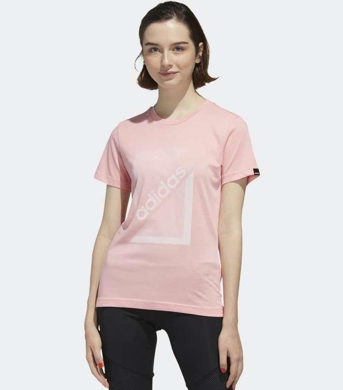 Adidas Colorblock Damen T-Shirt für 10,20€ inkl. Versand (statt 20€) - Creators Club