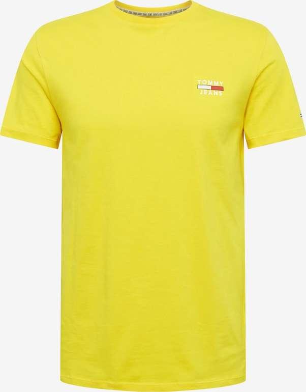Tommy Jeans Shirt in gelb für 25,42€ inkl. Versand (statt 30€)