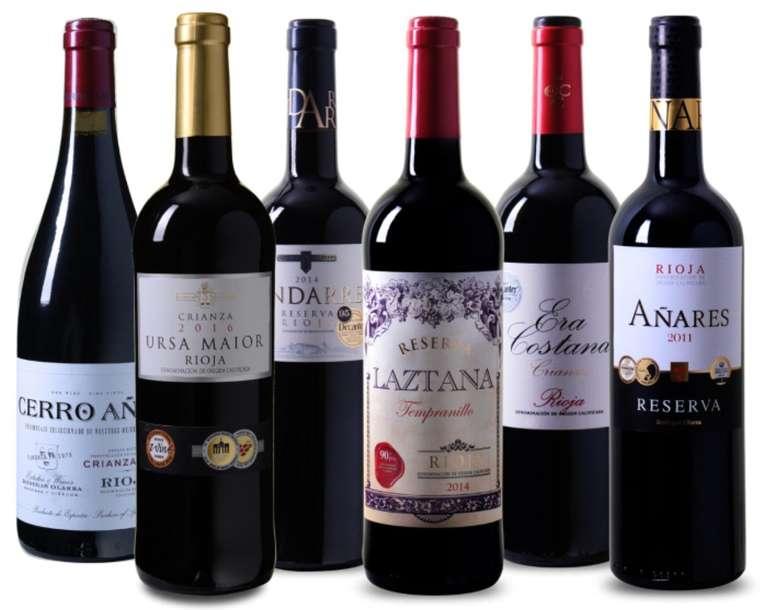 20% Extra-Rabatt auch auf bereits reduzierte Weine bei Weinvorteil (MBW: 50€)