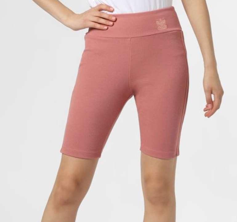 Adidas Originals Damen Shorts in rosa für 19,94€ inkl. Versand (statt 30€)