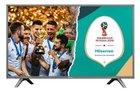 """TV-Schnäppchen bei ao.de - z.B. Hisense H55NEC5605 55"""" 4K SmartTV 489€"""