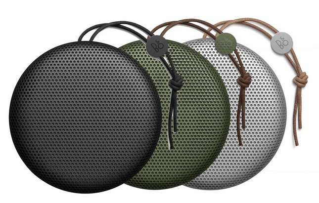 Bang & Olufsen Beoplay A1 Bluetooth-Lautsprecher für 143,98€ (statt 179€)