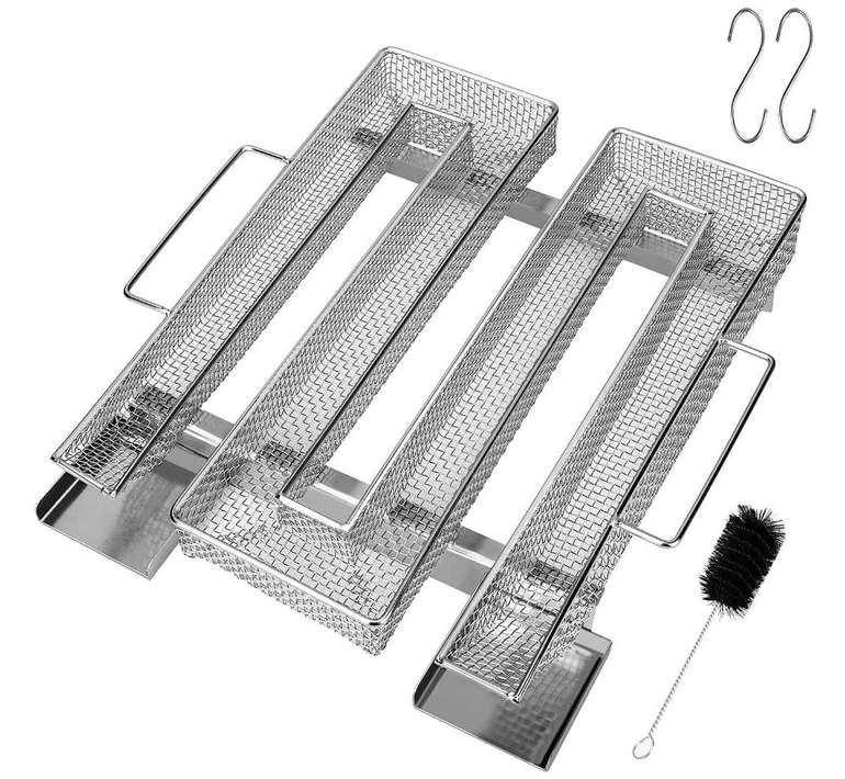 Linkax Kaltrauchgenerator für Räucherofen und Grills für 8,99€ inkl. Versand (statt 18€) - Prime!