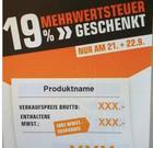 Krasse Preise in der 19%-MwSt-geschenkt-Aktion bei Media Markt und Saturn