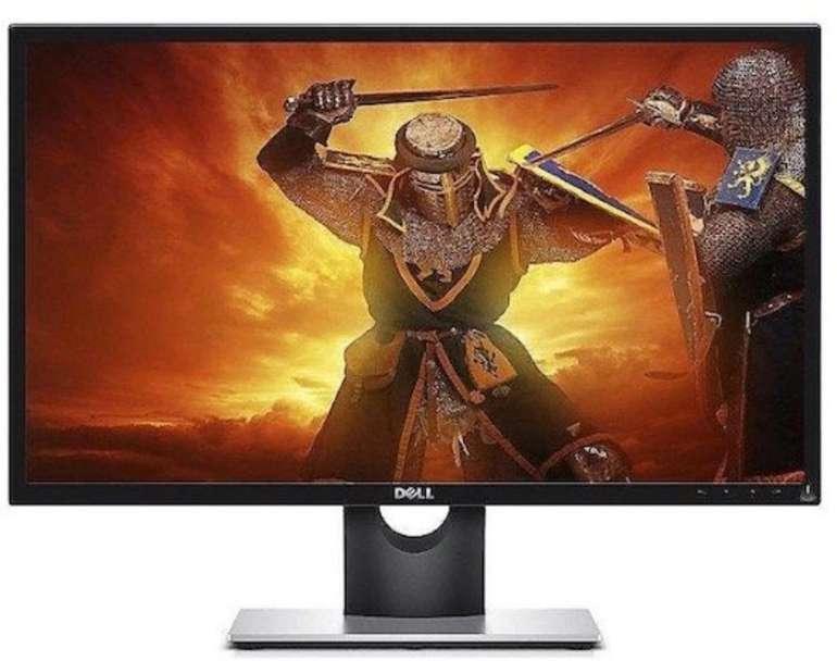 "Dell SE2417HGX - 24"" FHD Monitor (HDMI (75Hz) / VGA (60Hz), FreeSync) für 95,92€ (statt 108€)"