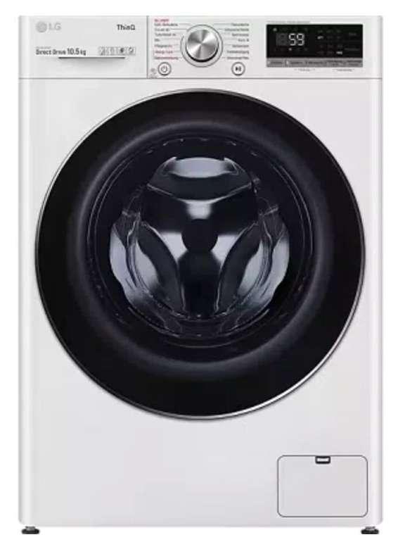 LG F4WV510S0E Waschmaschine (10,5 kg, 1.360 U/Min) für 518,90€ (statt 599€) - Newsletter Gutschein!