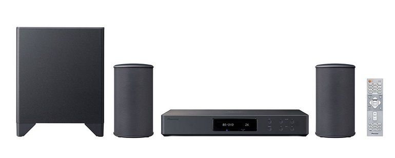 Media Markt TV/Audio Megaknaller: z.B. Pioneer FS-W50 Heimkinosystem für 549€