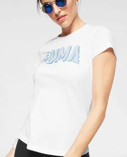 Puma Damen T-Shirt in 3 Farben für je 11,89€ inkl. VSK