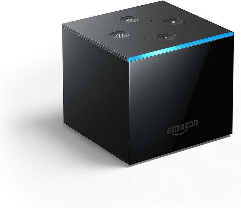 Amazon Fire TV Cube - 4K Streaming Media Player (Hands-free mit Alexa) für 79€ inkl. VSK