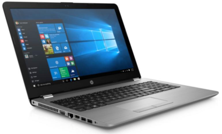"HP 250 G6 SP (2UB95ES) – 15"" Notebook (256GB SSD, 8GB Ram) für 449€ inkl. VSK"