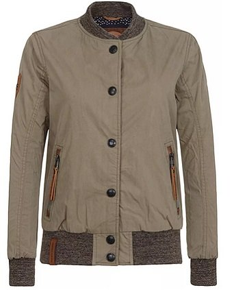 "Naketano Damen Jacke ""U like dirty"" in 5 Farben ab 40,64€ inkl. VSK"