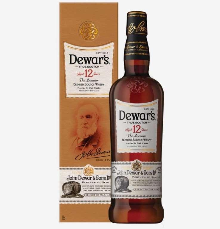 Dewar's Special Reserve 12 Years (40%, 1 Liter) für 27,90€ inkl. Versand (statt 30€)