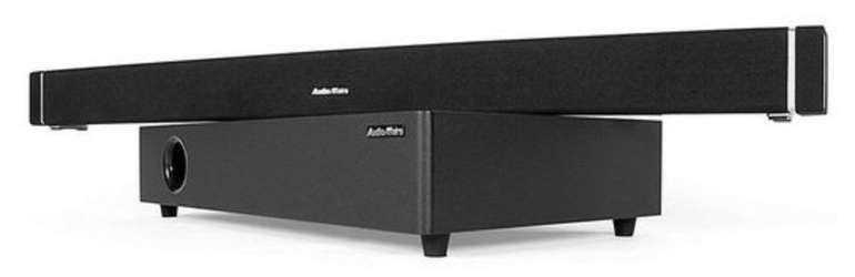 AudioAffairs Soundbar CCX 010 Bluetooth Soundbar (60 W, mit Subwoofer) für 99,95€ inkl. Versand (statt 120€)
