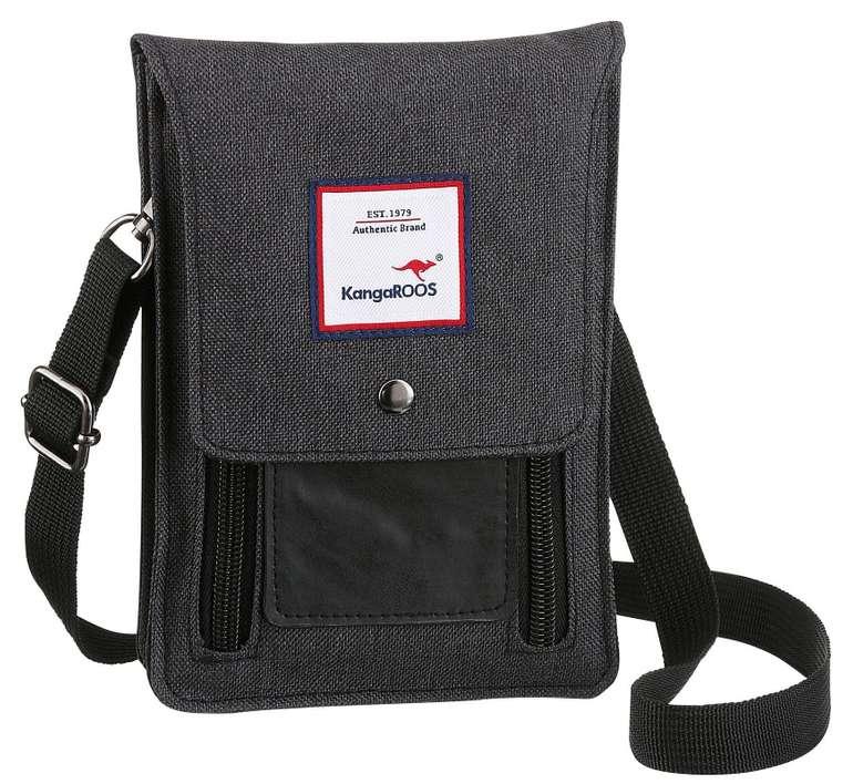 Kangaroos Mini Bag in schwarz oder blau für je 12,74€ inkl. VSK
