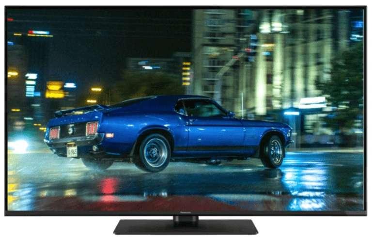 Panasonic TX-50GXW584 - 50 Zoll 4K UHD LED Smart-TV für 399€ inkl. Versand (statt 475€)